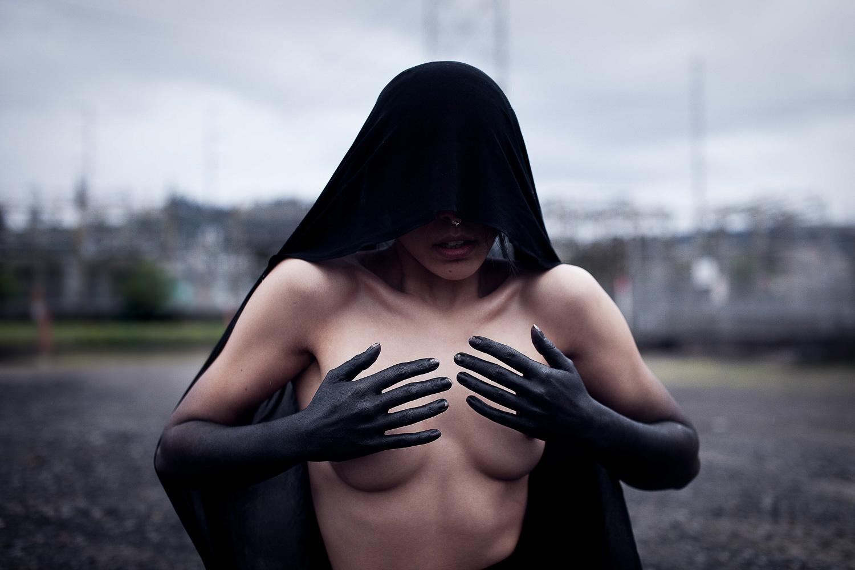 dark art photography
